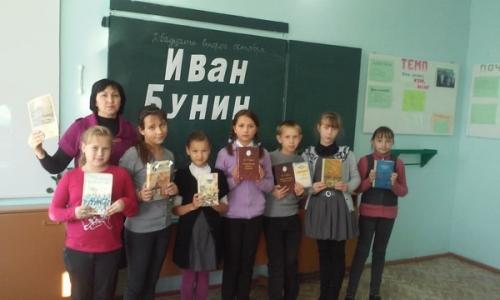 фото предметная неделя рус языка, литературы и франц языка сош Шняево окт 2015