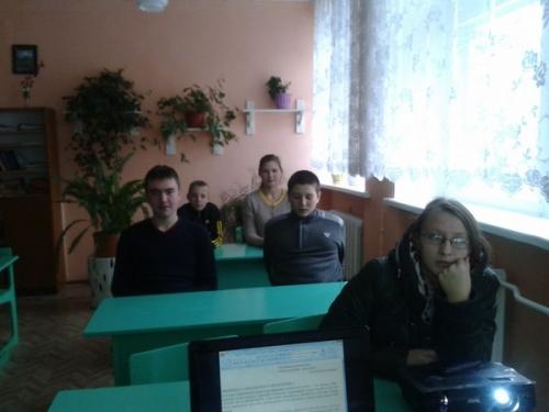 фото уроки безопасности сош Шняево 2015